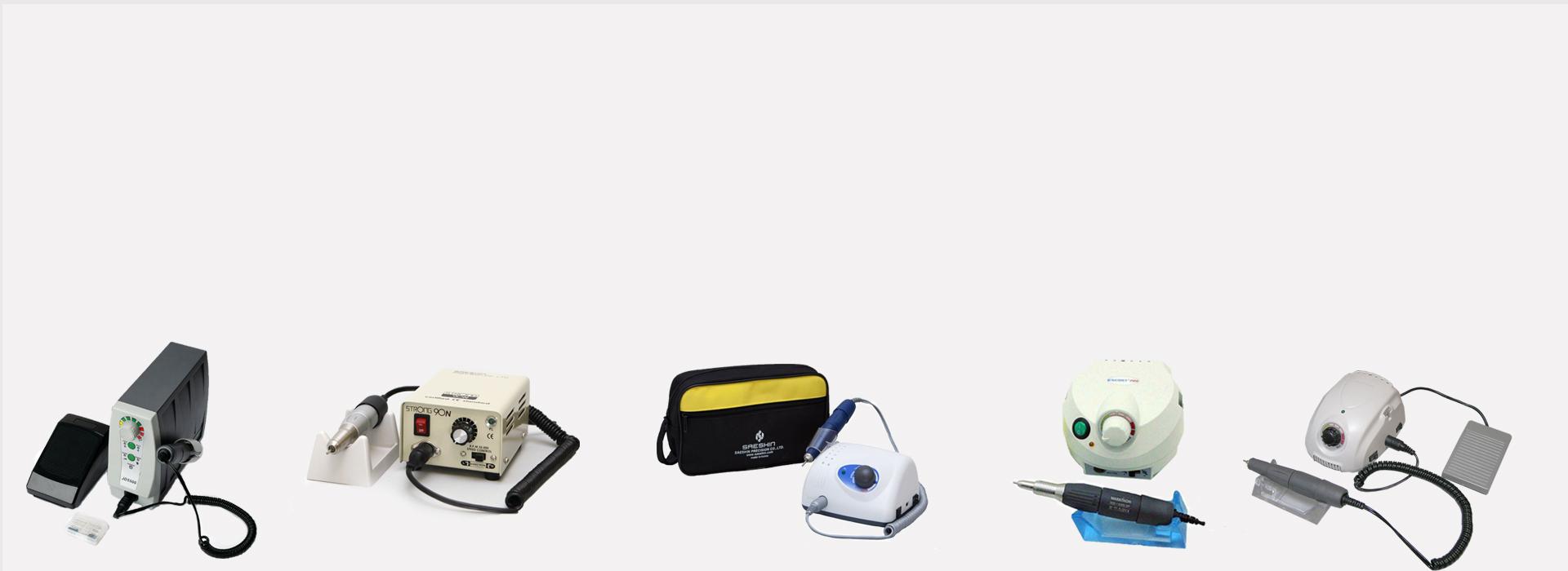 Современные аппараты для маникюра