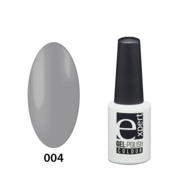 004 expert гель-лак Gray (серый)
