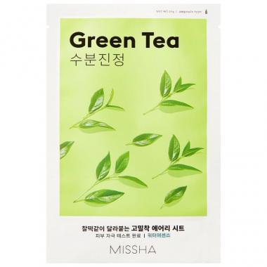 Маска для лица MISSHA AIRY FIT SHEET MASK [GREEN TEA]